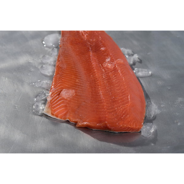 Wild Sockeye Salmon Fillet (10lb box) - Simply West Coast