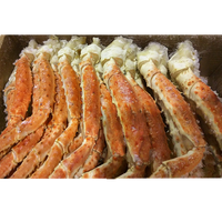 Golden King Crab Clusters (30lb per case) - Simply West Coast