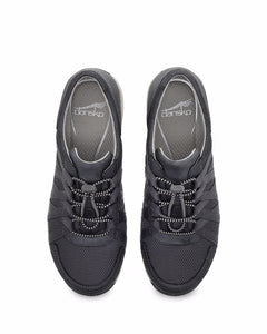 Dansko Honor Sneaker Charcoal/Metallic