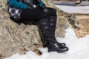 OTBT Move On Tall Boot Black