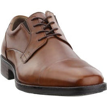 Load image into Gallery viewer, Johnston and Murphy Lancaster Cap Toe Tan Leather