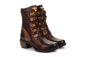 Pikolinos Le Mans 838-8990  Ankle Bootie Olmo (Brown)