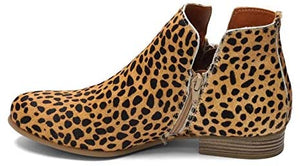 Eric Michael Lynx Ankle Bootie Baby Cheetah