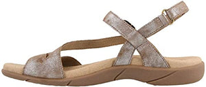 TAOS Beauty 2 Sandal Taupe Metallic