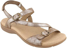 Load image into Gallery viewer, TAOS Beauty 2 Sandal Taupe Metallic