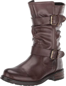 Eric Michael Noelle Boot Brown