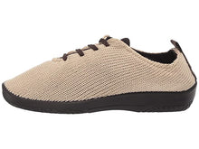 Load image into Gallery viewer, Arcopedico LS Lace Up Walking Shoe Beige