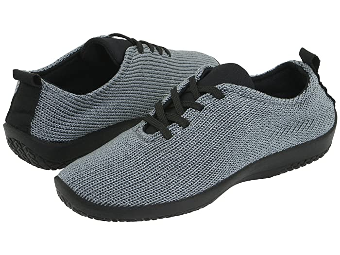 Arcopedico LS Lace Up Walking Shoe Titanium