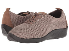 Load image into Gallery viewer, Arcopedico Net 3 Lace Up Walking Shoe, Taupe