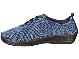 Arcopedico LS Lace Up Walking Shoe Denim