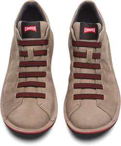 Camper Beetle 36678 Casual Grey 2-Light Grey/Red