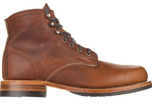 Wolverine Evans Boot Brown Leather