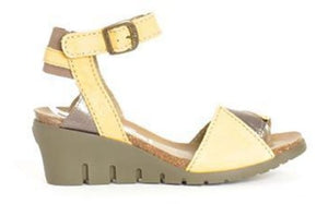 Fly London IMAT Sandal Bumble Bee Bronze