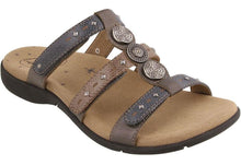 Load image into Gallery viewer, TAOS Festive Sandal Grey Multi