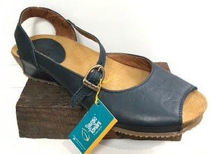 Sergio Tomani  Donna  Mary Jane Leather, Navy