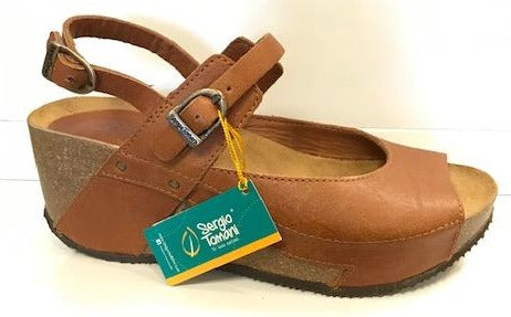 Sergio Tomani  Jazmin Wedge/ Mary Jane  Tobacco