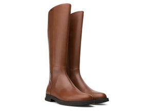 Camper Iman K400302-006 Tall Riding Boot Brown