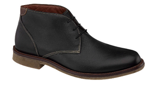 Johnston and Murphy Copeland Chukka Black