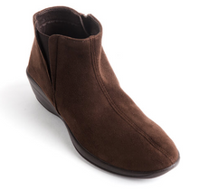 Load image into Gallery viewer, Arcopedico Luana Ankle Bootie Marron (Brown)