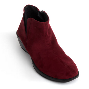 Arcopedico Luana Ankle Bootie Bordeaux