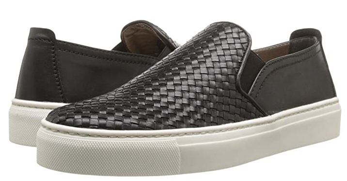 The Flexx Sneak Name Slip-on Sneaker Black Noir