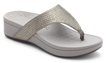 Load image into Gallery viewer, Vionic Pacific Naples Sandal Pewter