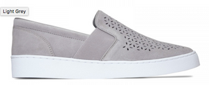 Vionic Splendid Kani Slip-on Sneaker Light Grey