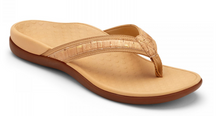 Load image into Gallery viewer, Vionic Tide II Sandal Gold Cork