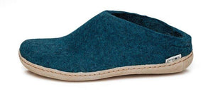 Glerups Slip On Slipper Petrol