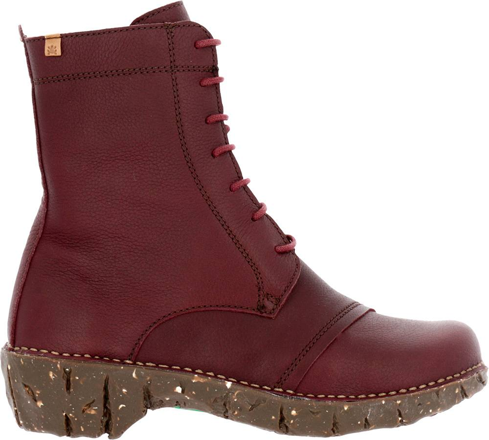 El Naturalista YGG Drasil NG57 Leather Boot Rioja (Red Wine)