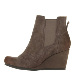 OTBT Dodge Bootie Grey