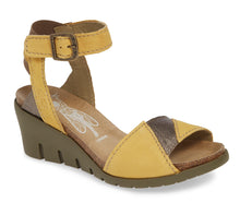 Load image into Gallery viewer, Fly London IMAT Sandal Bumble Bee Bronze