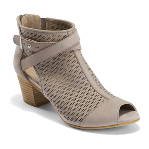 EARTH Leros Gaia Bootie Coco Leather