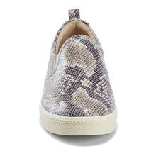 Load image into Gallery viewer, EARTH Zen Groove Slip On Taupe Multi Snake