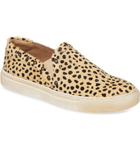 Load image into Gallery viewer, Chocolat Blu Noella Leopard Suede