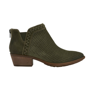 EARTH Peak Perry Ankle Bootie Classic Olive