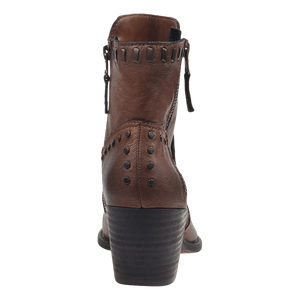 OTBT Red Eye Bootie Dark Bronze