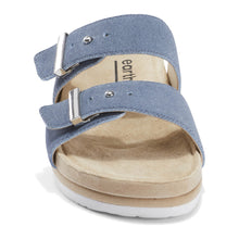 Load image into Gallery viewer, EARTH Canyon Ruby Sandal Blue Denim