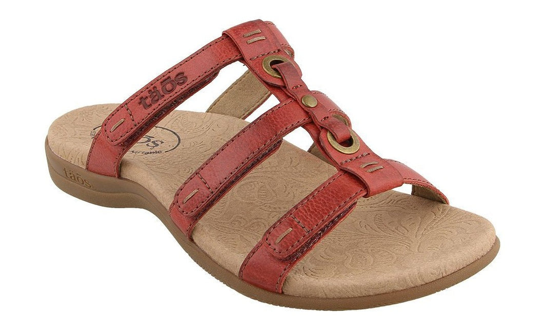 TAOS Nifty Sandal Red