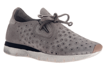 Load image into Gallery viewer, OTBT Lunar Sneaker Grey Silver