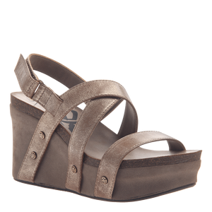 OTBT Sail Wedge Gold