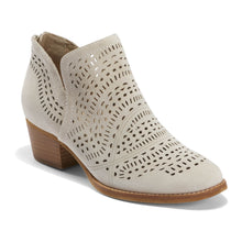 Load image into Gallery viewer, EARTH Wyoming Wonder Summer Bootie Cream Leather