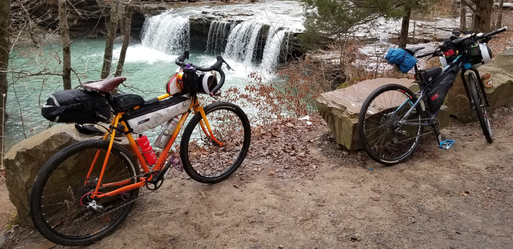 Bikepacking: 4-day Ozark Waterfall Tour