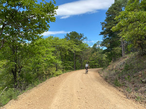 Ouachita Mountain Gravel Riding