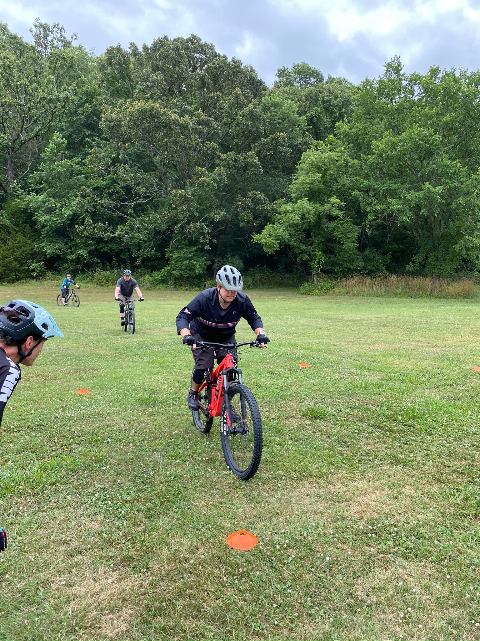 Bentonville Mountain Bike Skills Coach