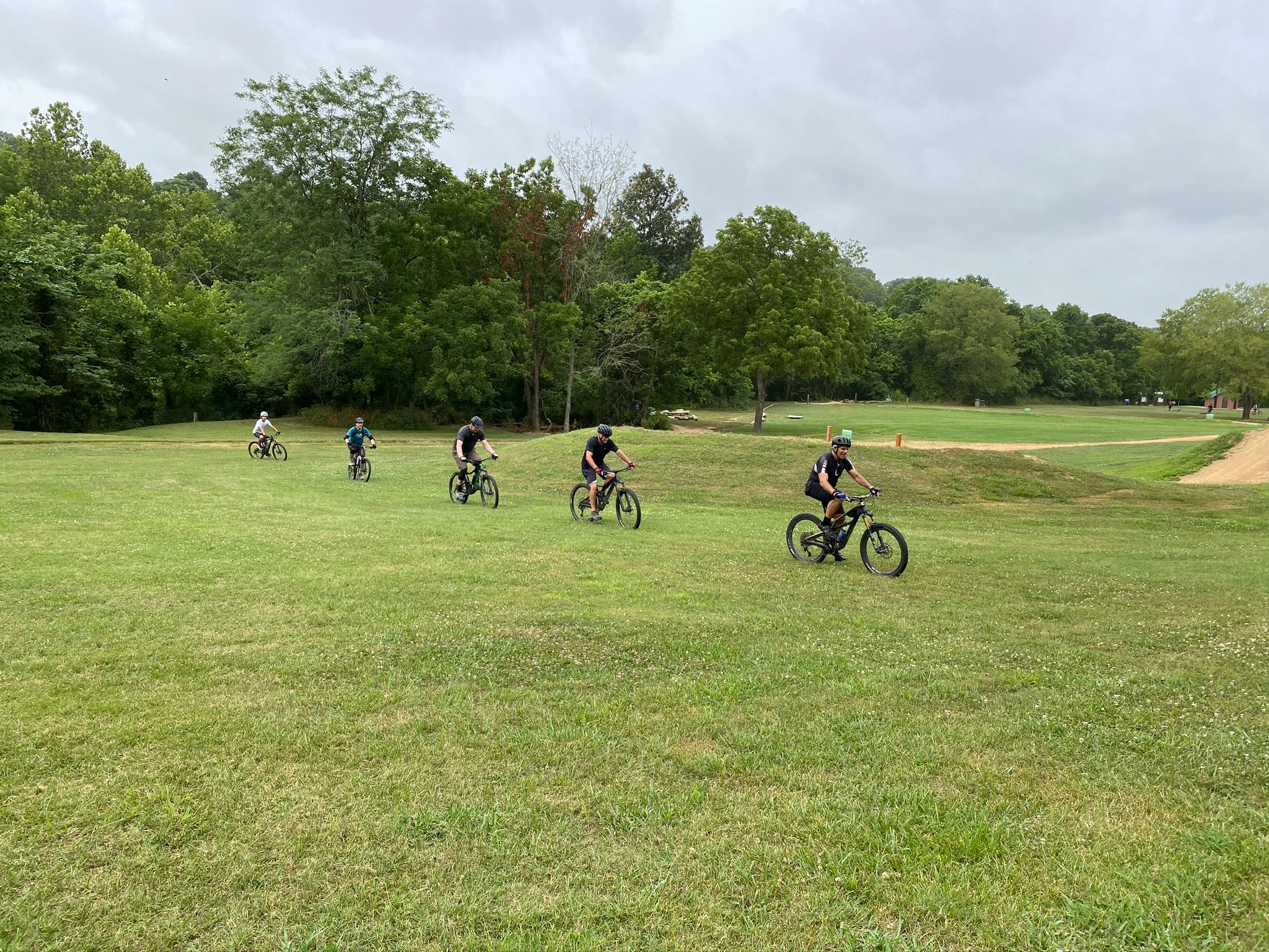 Slaughter Pen Mountain Bike Skills Class