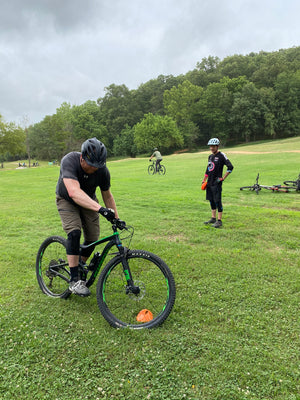 Bentonville Mountain Bike Skills Class