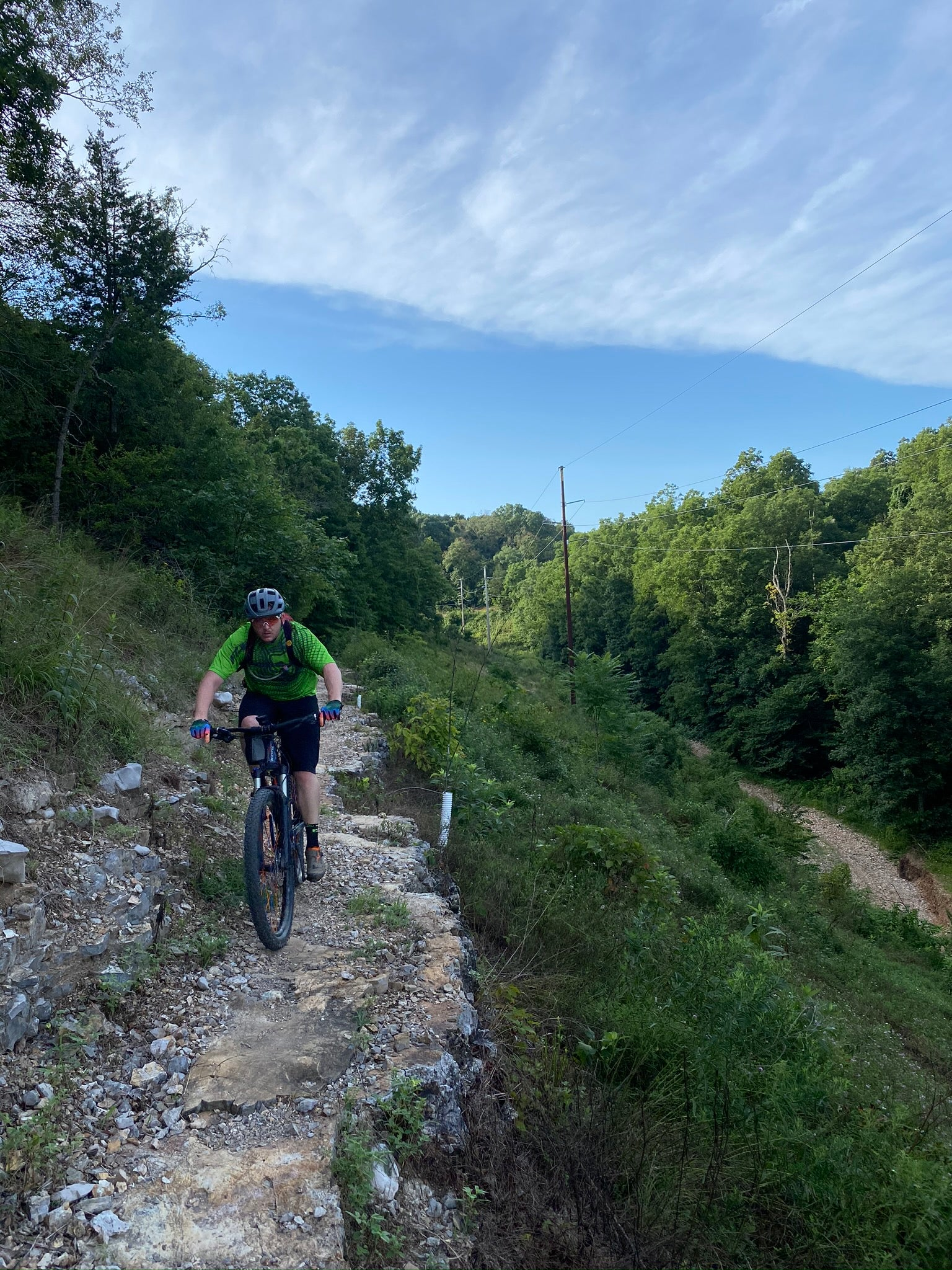 The Ledges at Back 40 Trails in Bella Vista, Arkansas