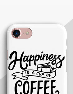 Happiness Is A Cup of Coffee telefontok