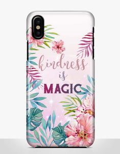 'Kindness Is Magic' telefontok